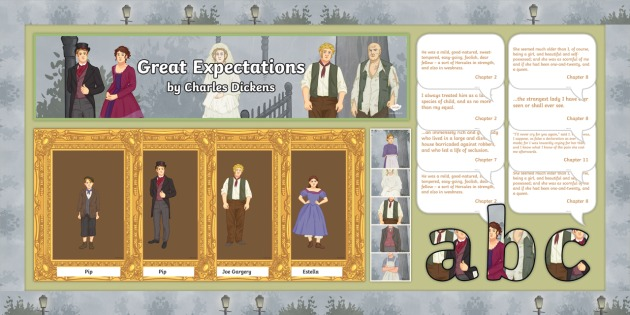 Great Expectations Display Pack