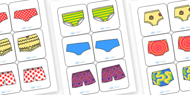 Matching Activity to Support Teaching on Pants - pants, matching activitiy, matching, themed matching activity, matching game, matching pictures, snap, pairs, matches