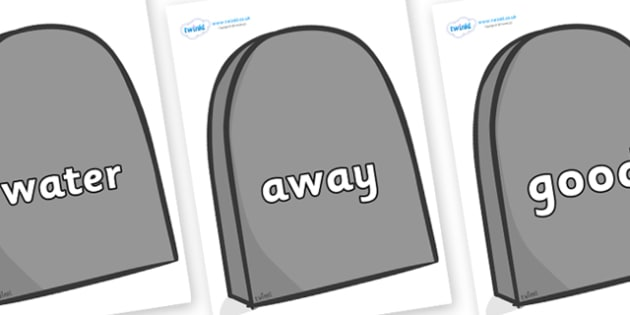 Next 200 Common Words on Grave Stones - Next 200 Common Words on  - DfES Letters and Sounds, Letters and Sounds, Letters and sounds words, Common words, 200 common words