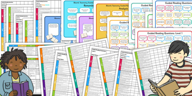 Levelled Guided Reading Pack - guided, reading, pack, levelled
