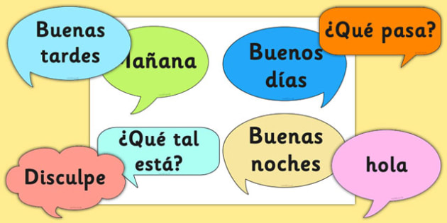 Social Greetings Prompt Cards Spanish - spanish, social greeting, prompt, cards