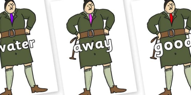 Next 200 Common Words on Mrs Trunchbull to Support Teaching on Matilda - Next 200 Common Words on  - DfES Letters and Sounds, Letters and Sounds, Letters and sounds words, Common words, 200 common words