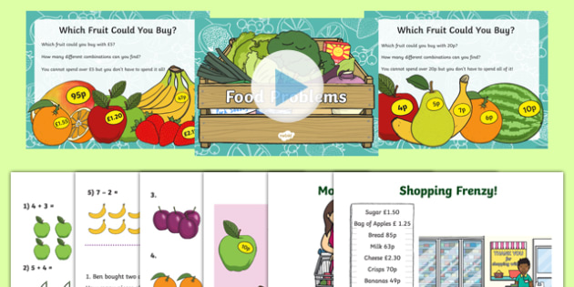 Two-Digit Addition and Subtraction Activity Pack