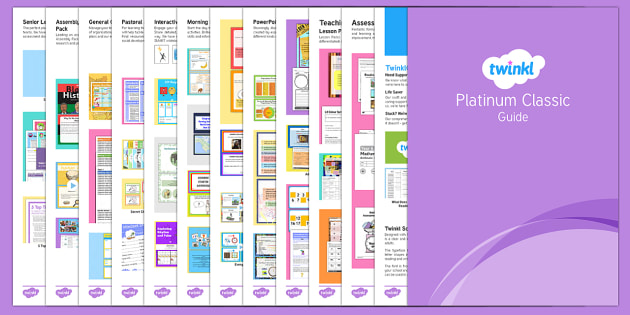 Platinum Classic User Guide - platinum classic, platinum, classic, premium, package, user guide,