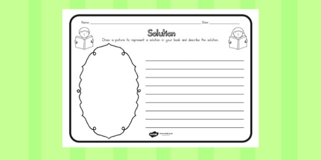 Solution Comprehension Worksheet - australia, solution, sheet