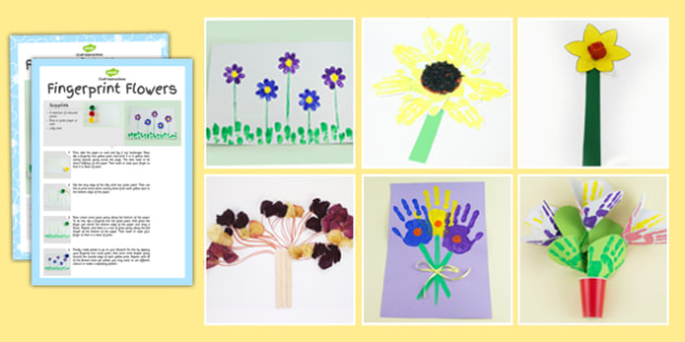 Plants and Growth Craft Activity Pack - plants, growth, craft, pack