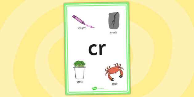 Phase 4 cr Initial Blend Poster - phase four, blends, literacy