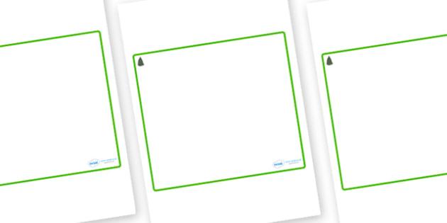 Fir Tree Themed Editable Classroom Area Display Sign - Themed Classroom Area Signs, KS1, Banner, Foundation Stage Area Signs, Classroom labels, Area labels, Area Signs, Classroom Areas, Poster, Display, Areas