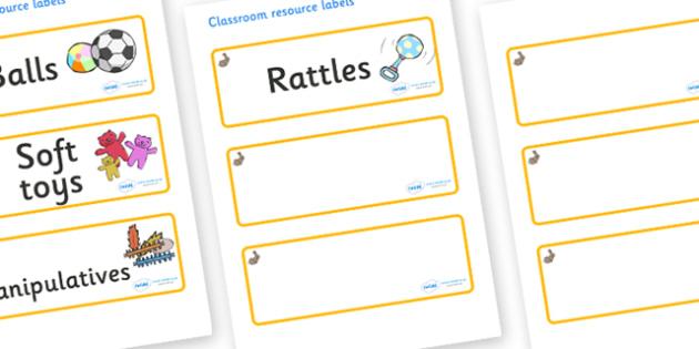 Rabbit Themed Editable Additional Resource Labels - Themed Label template, Resource Label, Name Labels, Editable Labels, Drawer Labels, KS1 Labels, Foundation Labels, Foundation Stage Labels, Teaching Labels, Resource Labels, Tray Labels, Printable l