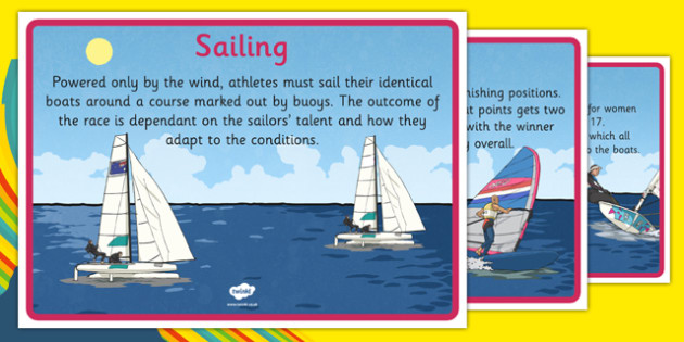 Rio 2016 Olympics Sailing Display Facts - rio 2016, rio olympics, 2016 olympics, sailing, display facts