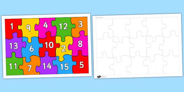 Registration Reward Jigsaw Puzzle - registration, reward, jigsaw, puzzle