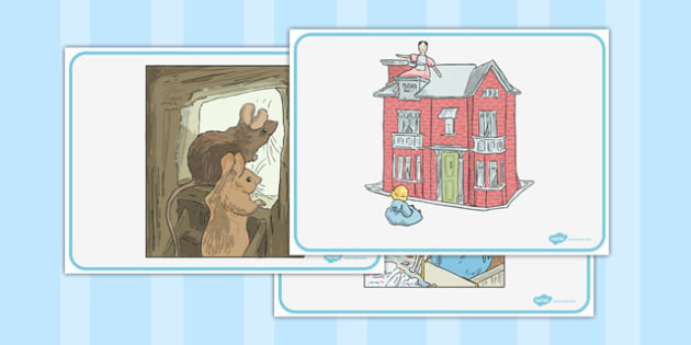 The Tale of Two Bad Mice Short Story Sequencing - two bad mice