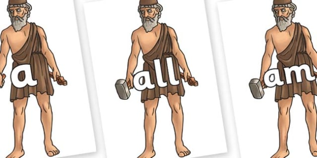 Foundation Stage 2 Keywords on Hephaestus - FS2, CLL, keywords, Communication language and literacy,  Display, Key words, high frequency words, foundation stage literacy, DfES Letters and Sounds, Letters and Sounds, spelling