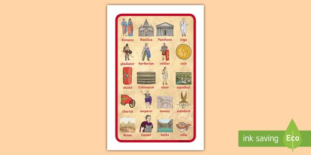 IKEA Tolsby Roman Empire Word Mat - ikea tolsby, roman empire, prompt frame, word mat, frame, prompt, ikea, tolsby, romans