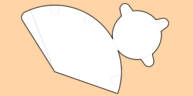 3D Shape Net Close Faces Cone - 3d shape, net, shape net, 3d shape net, faces, cone
