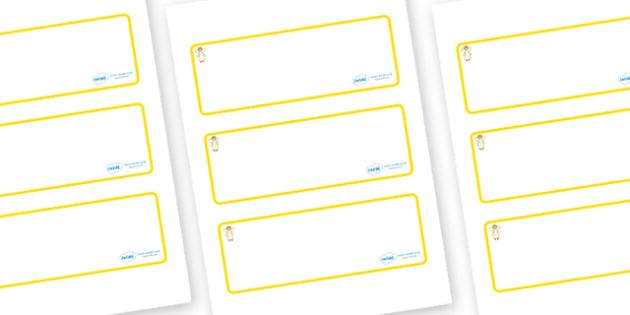 Angel Themed Editable Drawer-Peg-Name Labels (Blank) - Themed Classroom Label Templates, Resource Labels, Name Labels, Editable Labels, Drawer Labels, Coat Peg Labels, Peg Label, KS1 Labels, Foundation Labels, Foundation Stage Labels, Teaching Labels