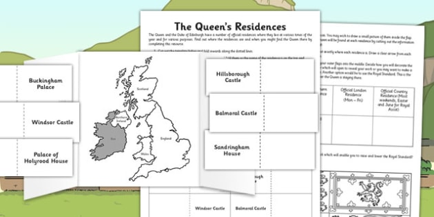 The Queen's Residences - queens residences, queen, royal, residence