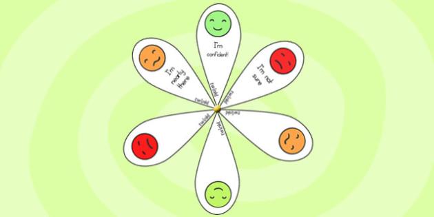 Communication Fans - communication, visual aid, SEN, emotions