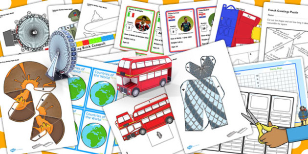 KS2 Rainy Day Activity Pack - ks2, rainy day, activity, pack