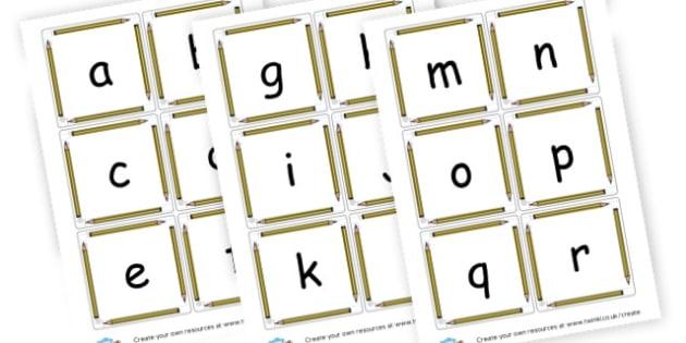 Peg Letters labels - Drawer & Peg Name Labels Primary Resources, Name Label, Label, Peg