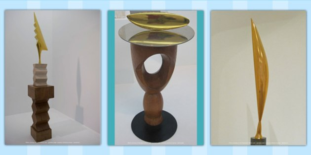 Looking at Sculpture Photopack - photopack, sculpture, pack