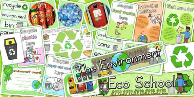 Australia Environment Resource Pack - australia, pack, recycle