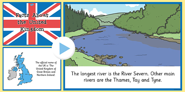 Our Country: The UK Facts PowerPoint - out country, uk, facts