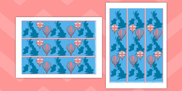 Our Country UK Display Borders - our, country, uk, display border