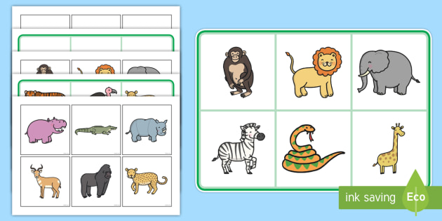 Matching Cards and Board to Support Teaching on Rumble in the Jungle - rumble in the jungle, rumble in the jungle matching, rumble in the jungle picture matching, jungle, sen