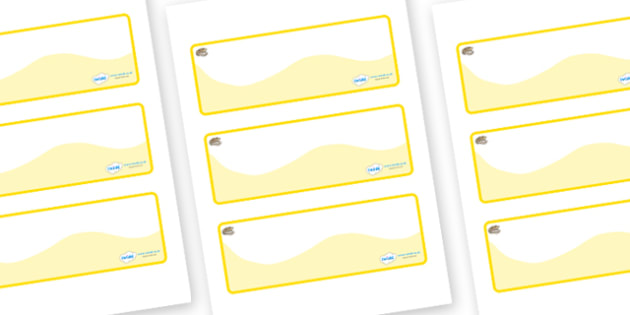 Pearl Themed Editable Drawer-Peg-Name Labels (Colourful) - Themed Classroom Label Templates, Resource Labels, Name Labels, Editable Labels, Drawer Labels, Coat Peg Labels, Peg Label, KS1 Labels, Foundation Labels, Foundation Stage Labels, Teaching La
