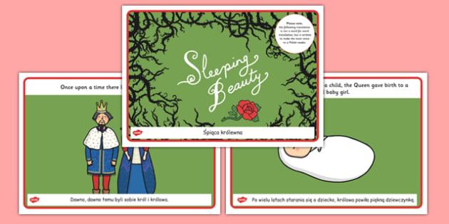 Sleeping Beauty Story Polish Translation - polish, sleeping beauty, story