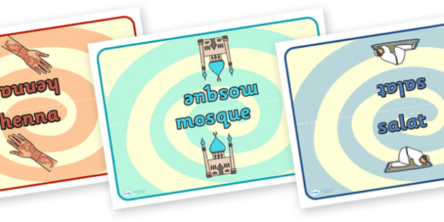 Eid Table Group Signs - eid, group signs, festivals, celebration