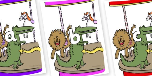 Phase 2 Phonemes on Trick 3 to Support Teaching on The Enormous Crocodile - Phonemes, phoneme, Phase 2, Phase two, Foundation, Literacy, Letters and Sounds, DfES, display