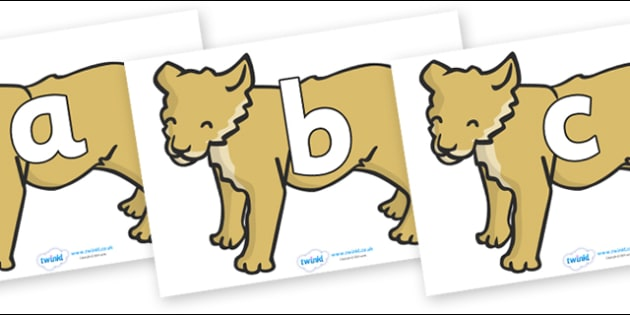 Phoneme Set on Puppy - Phoneme set, phonemes, phoneme, Letters and Sounds, DfES, display, Phase 1, Phase 2, Phase 3, Phase 5, Foundation, Literacy