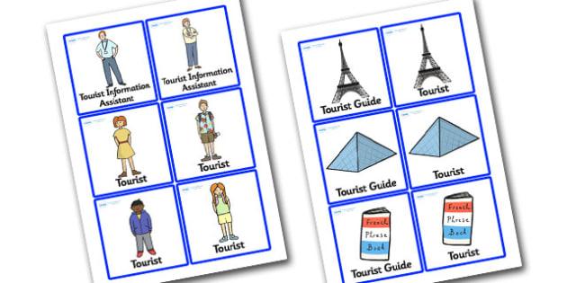 Paris Tourist Information Role Play Badges - paris, tourist information, role play, badges, paris role play, paris badges, role play badges, role play game