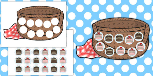 Counting Cakes Resource Pack - counting cakes, resource pack, pack