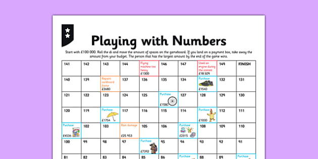 Year 5 Differentiated Subtraction Game - subtract, subtraction, minus, less than, written method, columnar subtraction, column subtraction, differentiated