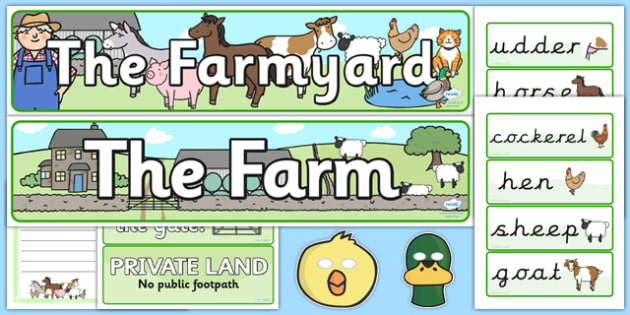 Farm Role Play Pack - Role Play Pack - Farm Shop Role Play, farm shop resources, farm, milk, cheese, eggs, till, animals, meat, cheese, living things, butcher, role play, display, posterrole play, Display signs, display, labels, pack