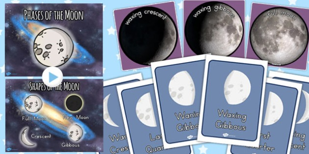 Moon Lesson Plan Ideas and Resources Pack - australia, moon, pack