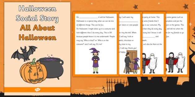 Halloween Social All About Halloween - halloween, social, all about, halloween