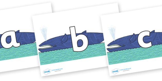 Phoneme Set on Whale to Support Teaching on Sharing a Shell - Phoneme set, phonemes, phoneme, Letters and Sounds, DfES, display, Phase 1, Phase 2, Phase 3, Phase 5, Foundation, Literacy