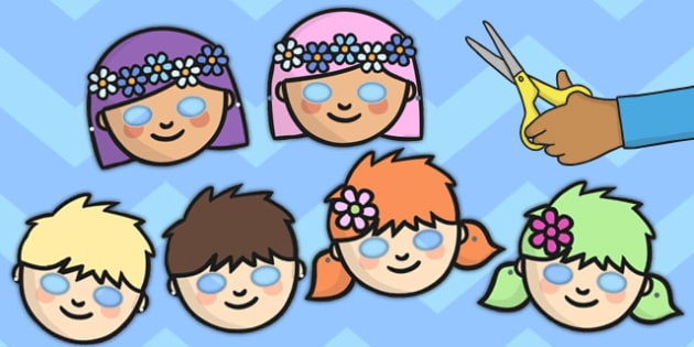 Fairy Role Play Masks - role play mask, fantasy, role play, fairy