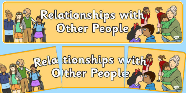 Relationships with Other People Display Banner NZ - new zealand, relationships, banner