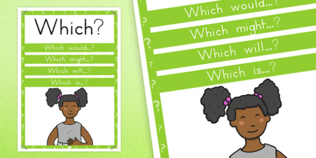 Which? Question Poster - australia, question, poster, display, which