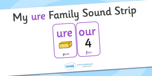 My ure Family Sound Strip - family sound strip, sound strip, my family sound strip, my ure sound strip, ure sound strip, ure family sound strip