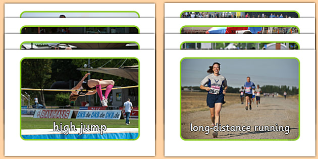 Athletics Events Display Photos - Sport, Sports, famous, Olympics