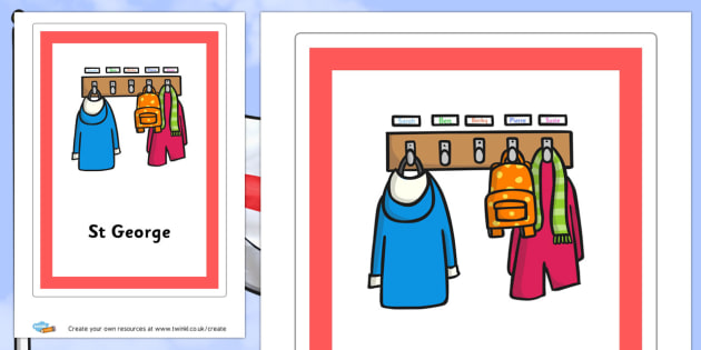 Nicole - St George's Day Primary Resources, st georges day, visual aids