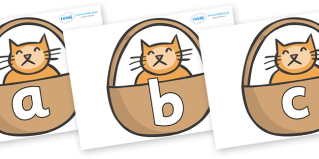 Phoneme Set on Hamish in Basket to Support Teaching on The Lighthouse Keeper's Lunch - Phoneme set, phonemes, phoneme, Letters and Sounds, DfES, display, Phase 1, Phase 2, Phase 3, Phase 5, Foundation, Literacy