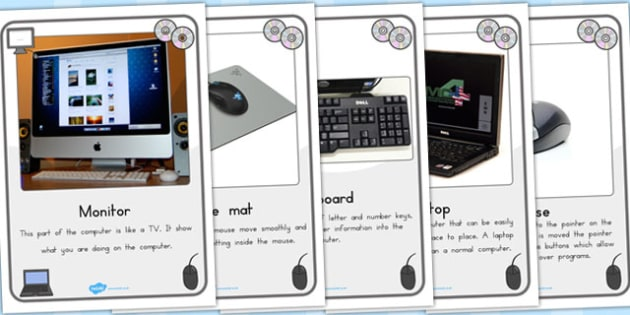 ICT Equipment in IT Suite Posters - australia, ict, posters