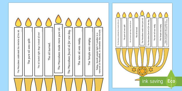 Light The Candle Hanukkah Puzzle - hanukkah, puzzle, candle